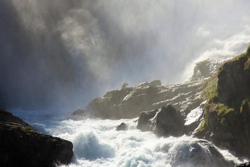 """Norvege /"""" féerie de l'eau """""""