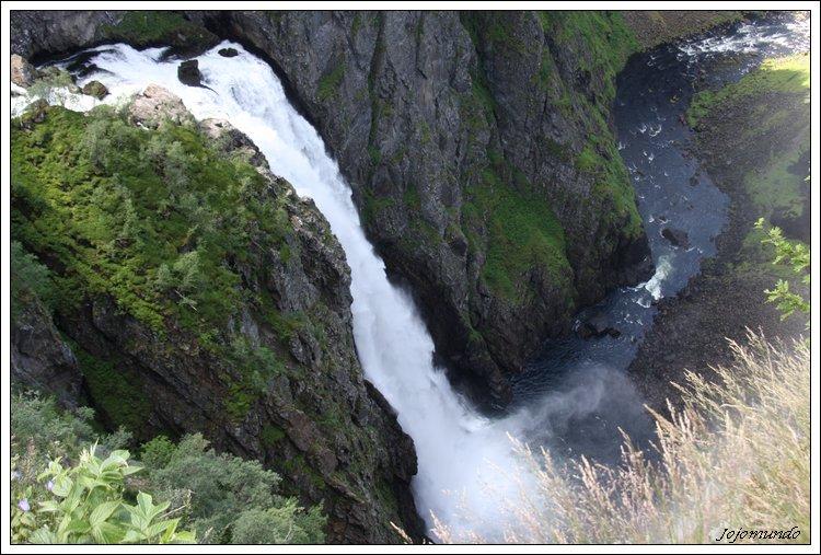 """norvege/"""" les cascades """""""