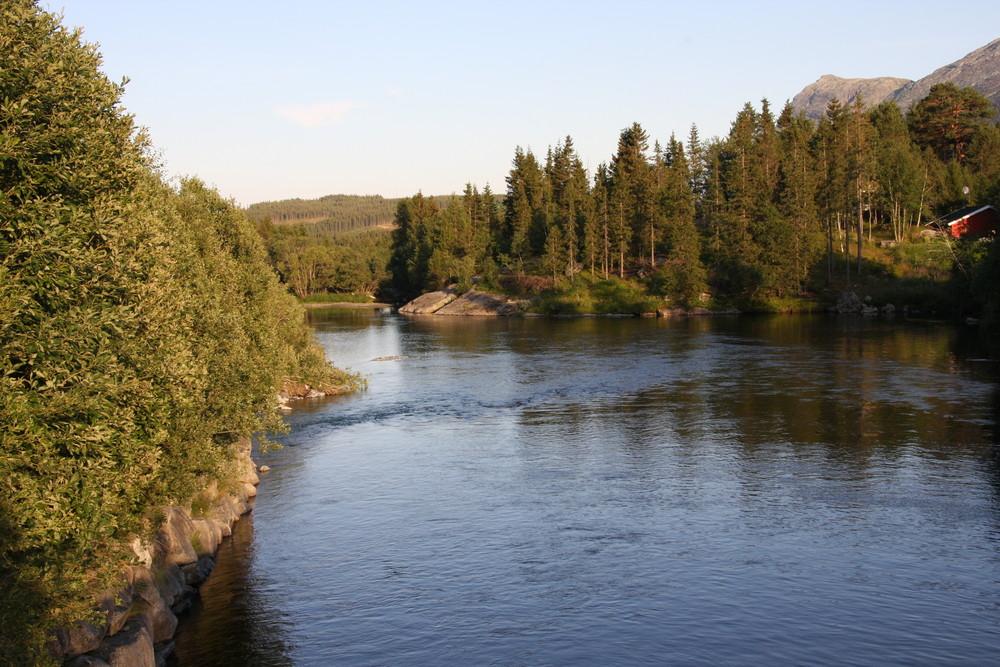 """norvege/ """" ma dernière rivière """""""