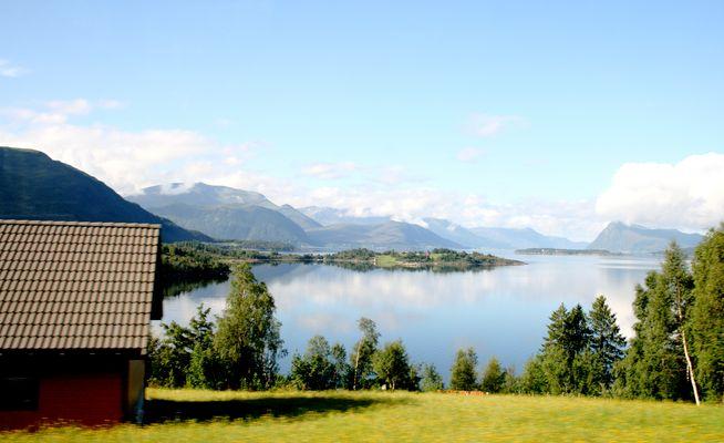 Norvège. Ou le paradis sur Terre.