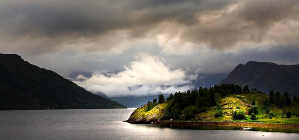 Norvegia 08-Uno dei tanti meravigliosi fiordi