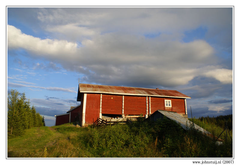Norway shed