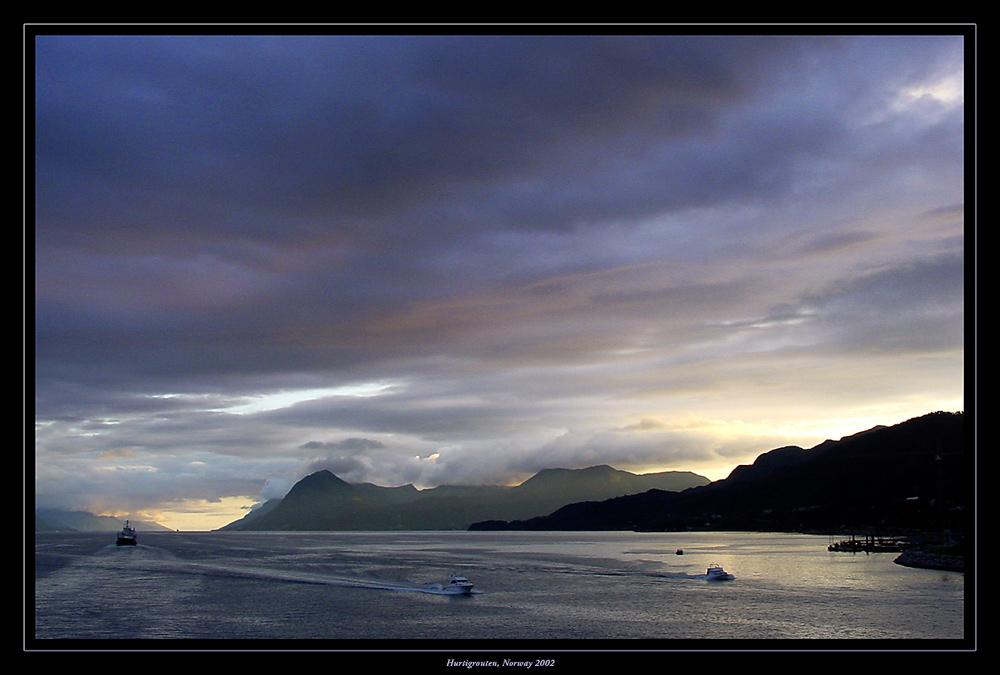 -¦ Norway@Night ¦-