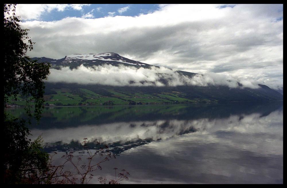 Norwegen: Am Nordfjord
