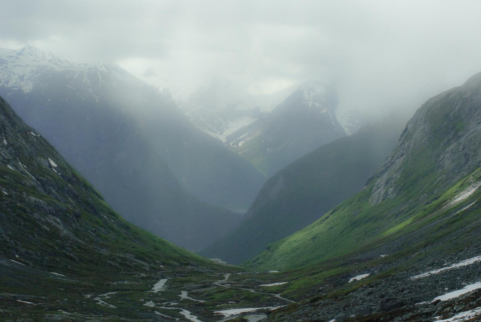 Norwegen - an der RV258