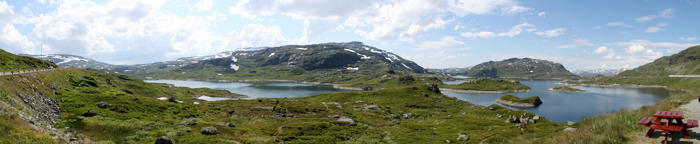 Norwegen - E134 (2)