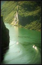 Norwegen: Geirangerfjord