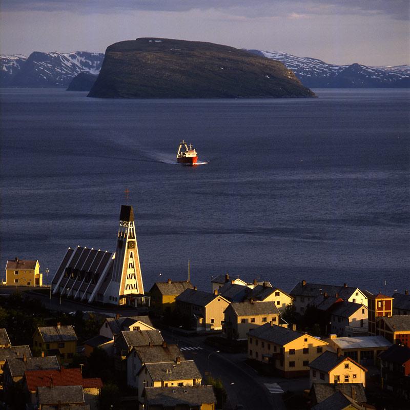 Norwegen-Hammerfest