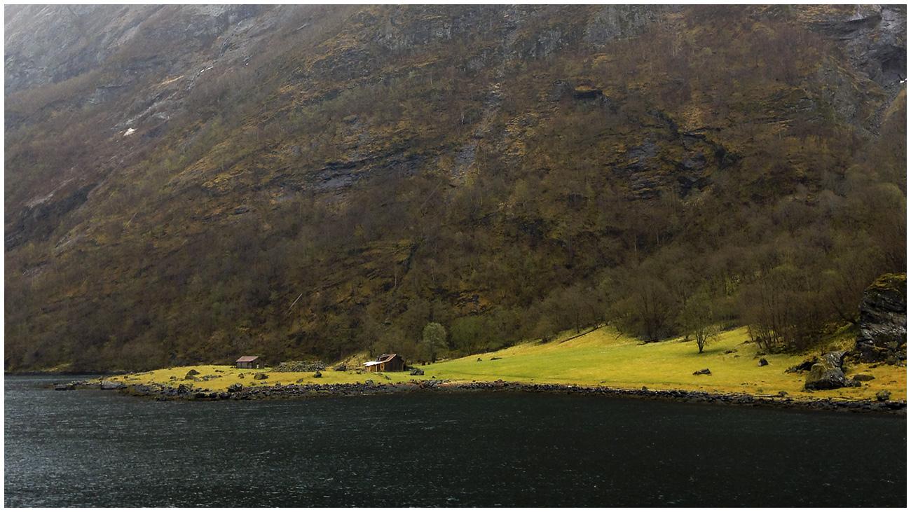 Norwegen in den Fjorden 2