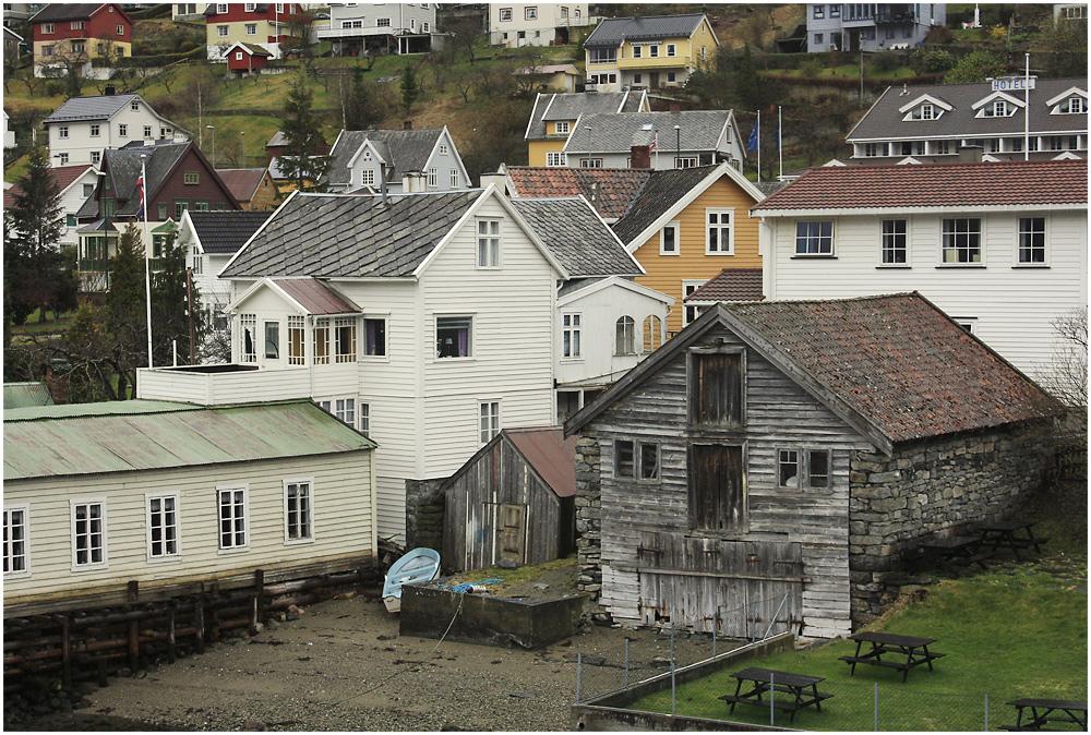 Norwegen in den Fjorden