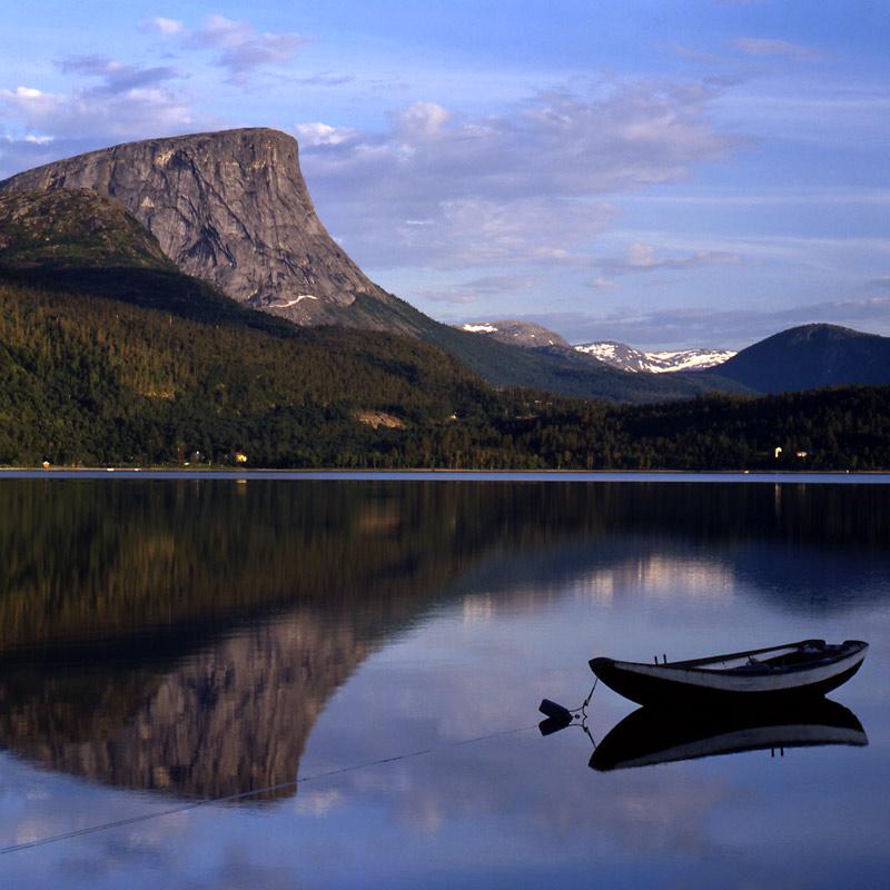 Norwegen- Krakmotinden