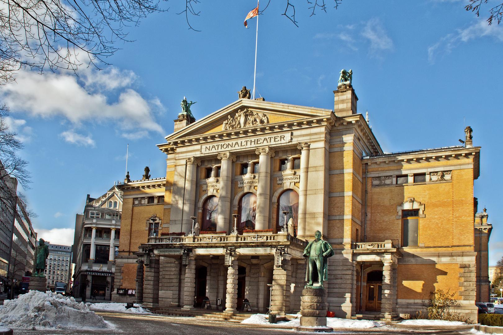 Norwegen macht Theater..