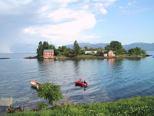 Norwegen / Omastrand am Hardanger Vidda