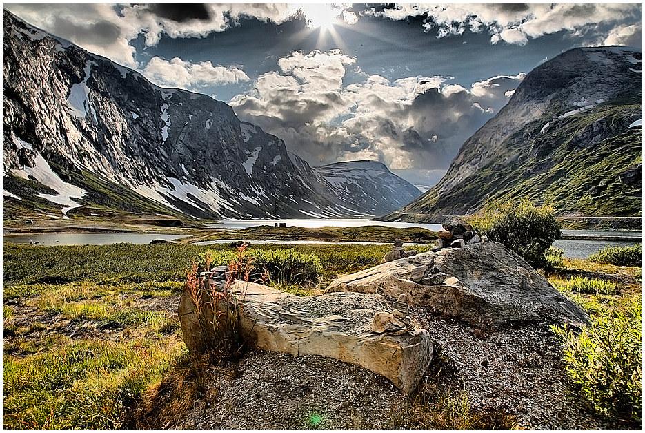 Norwegen Oppland