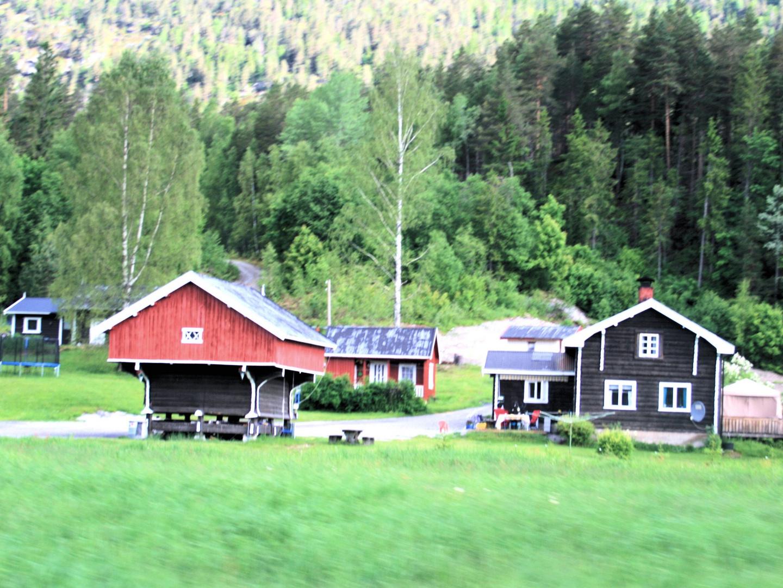 Norwegen Silo