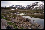 Norwegen: Strynefjellet