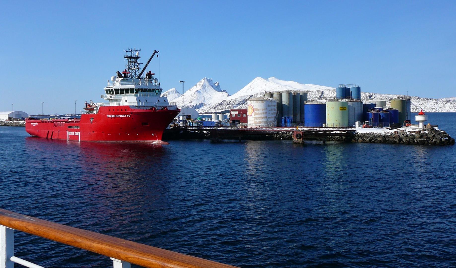 Norwegen und der Ölboom