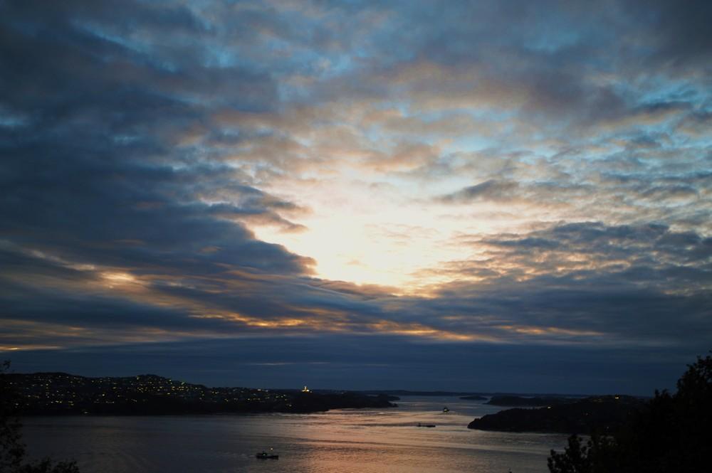 Norwegen/Licht