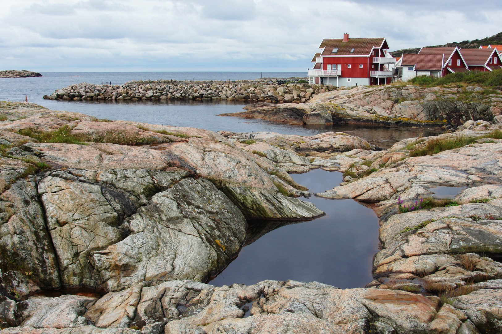 Norwegens Felsenküste