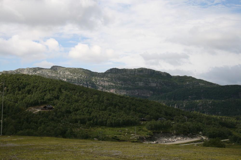 Norwegens Gipfel