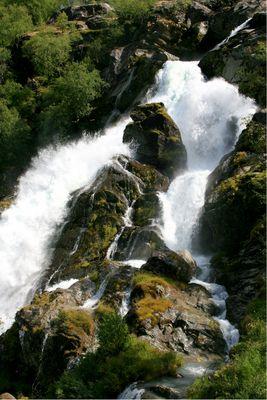 Norwegens großartigen Naturschauspielen