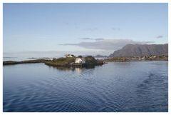 Norwegens Küste der abertausend Inseln