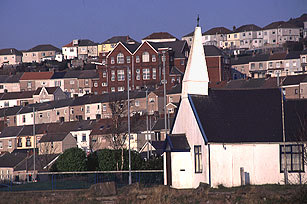 norwegian church in wales.