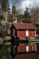 norwegische Bauweise