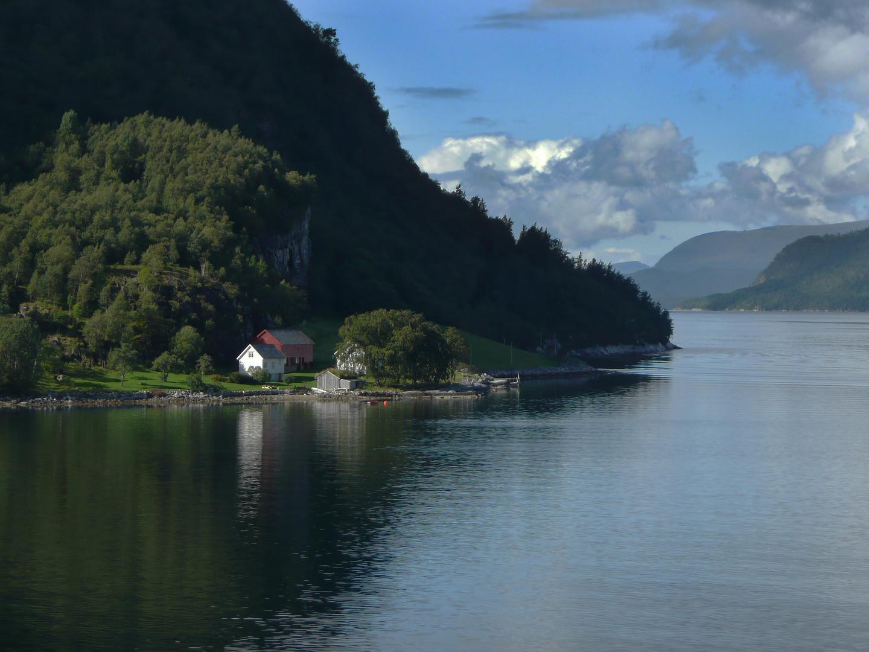 Norwegische Fjordidylle