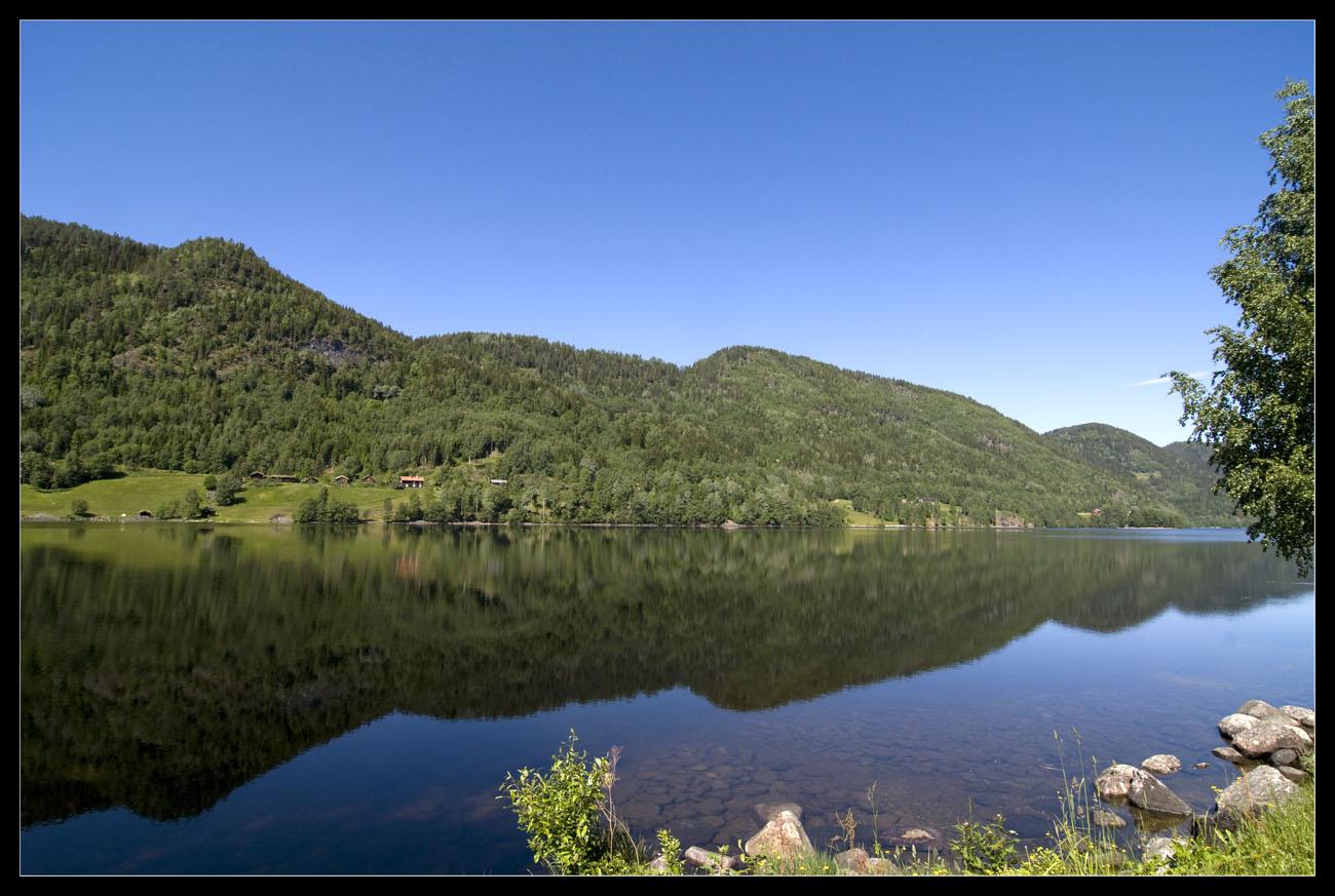 Norwegische Spiegelungen 3