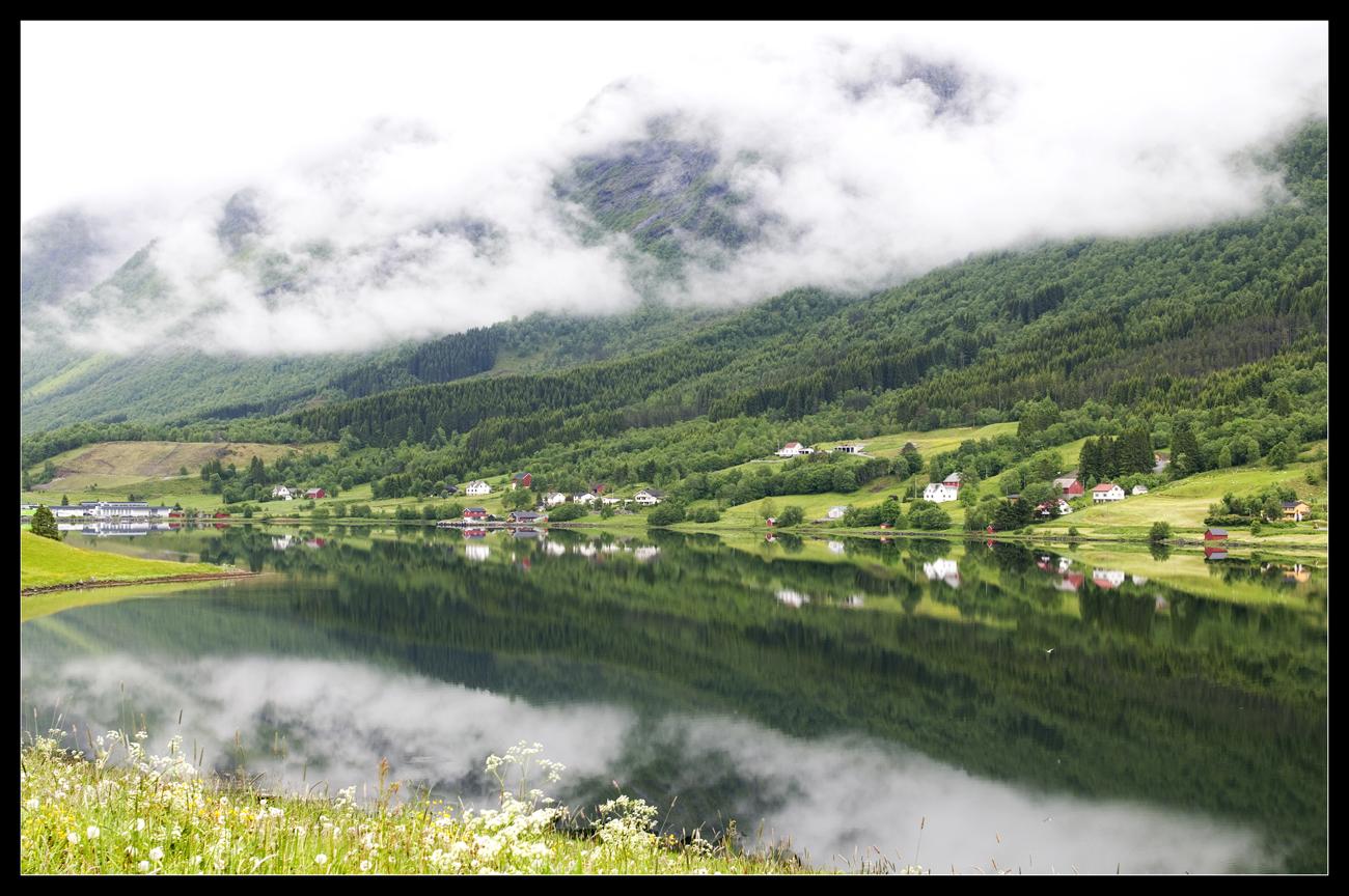 Norwegische Spiegelungen 4