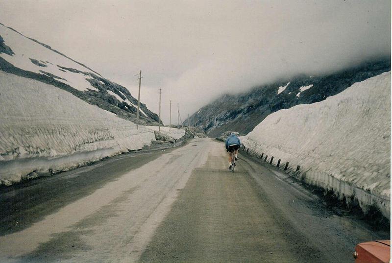 Norwegischer Sommer bei 1.500 Meter über NN
