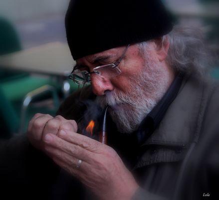 ...no...smoking