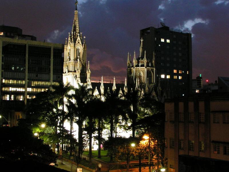 Nossa Senhora de Lourdes Cathedral