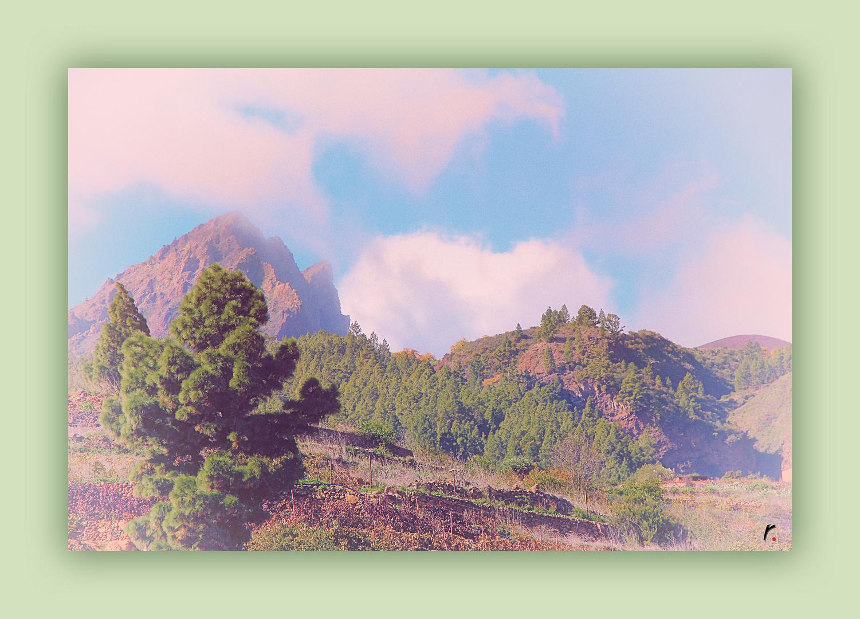 Nostalgia de mis montañas