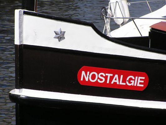 Nostalgia in Enkhuizen, the Netherlands