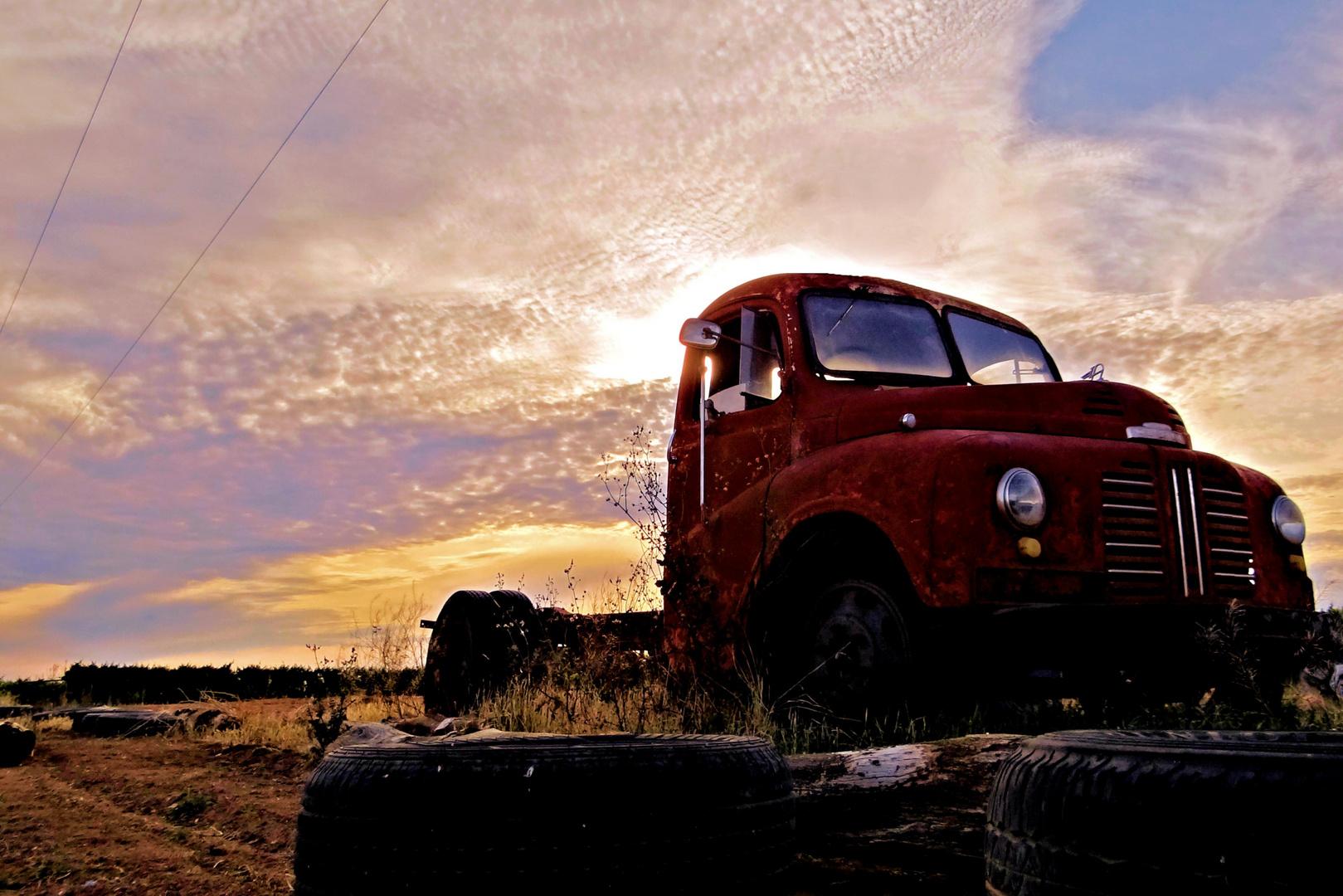Nostalgic Truck