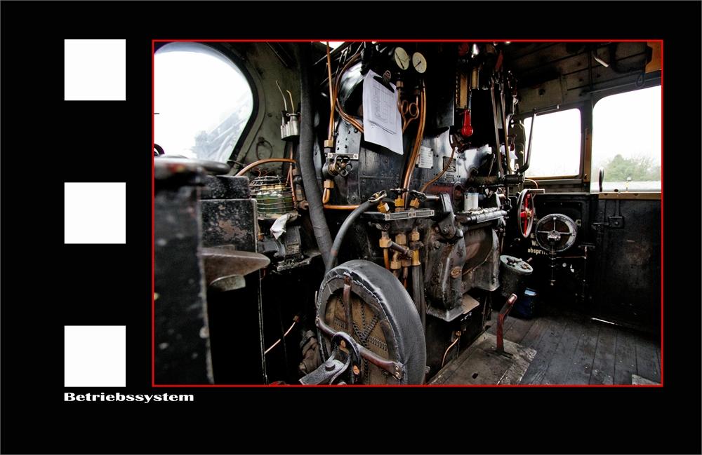 Nostalgie Bahnfahrt #10