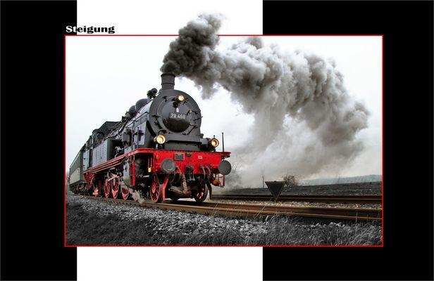 Nostalgie Bahnfahrt #2