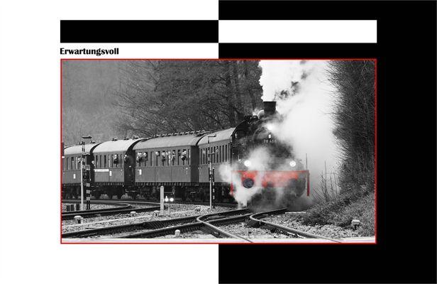 Nostalgie Bahnfahrt #3