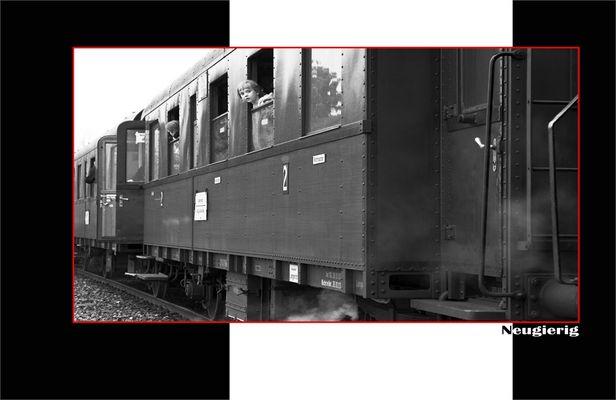 Nostalgie Bahnfahrt #4