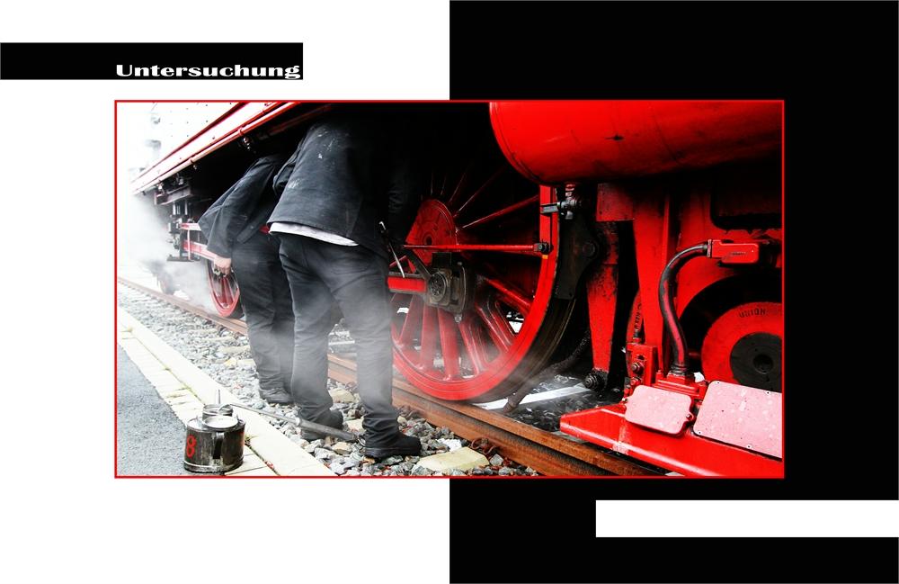 Nostalgie Bahnfahrt #6