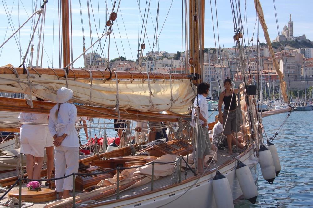 Nostalgie des beaux voiliers