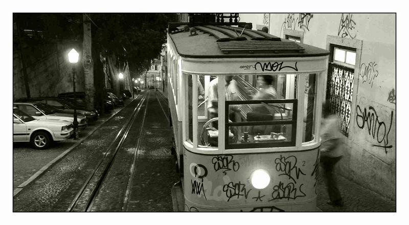 Nostalgie in Lissabon