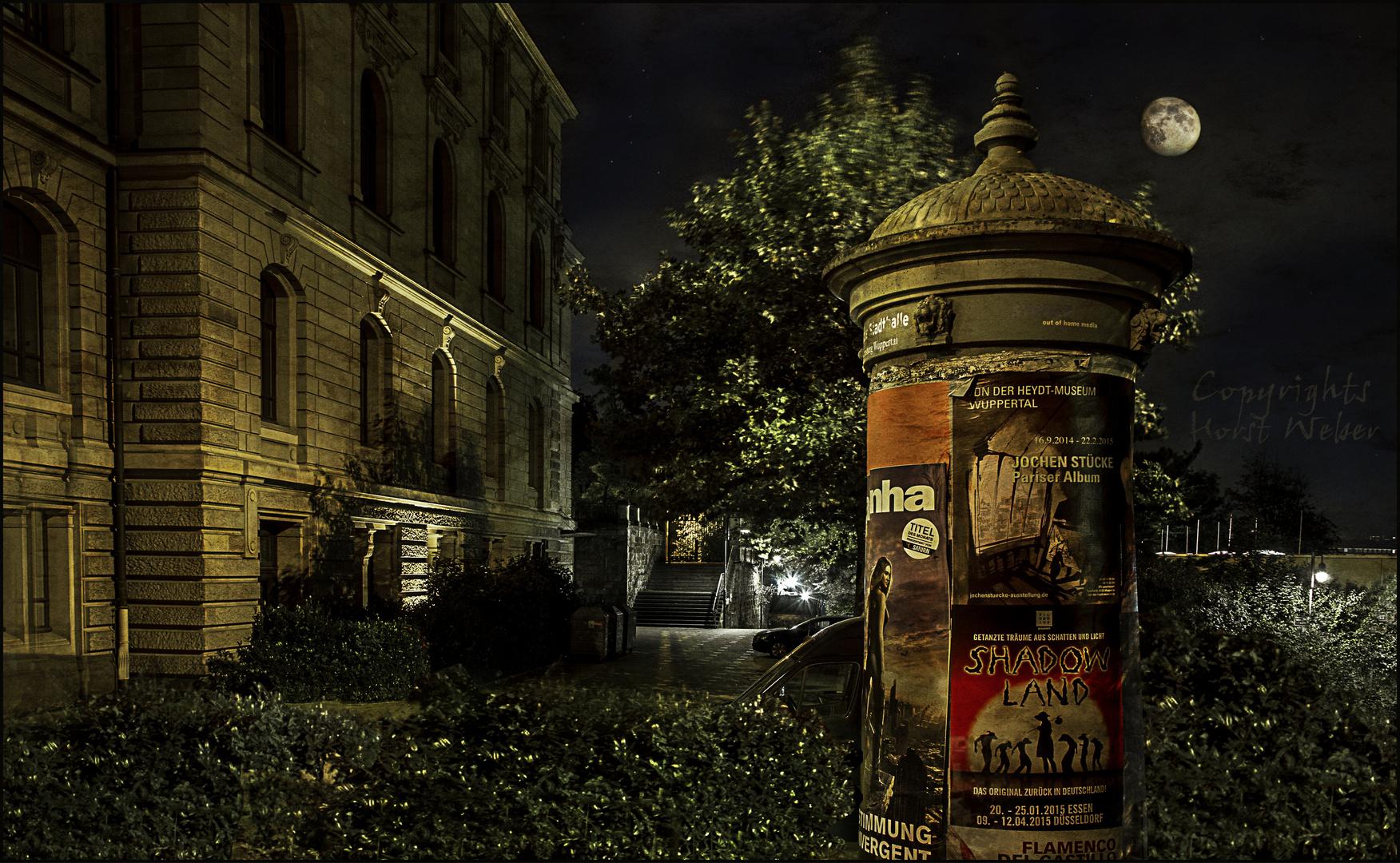 Nostalgie in Wuppertal