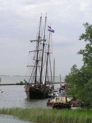 Nostalgie marine néerlandaise