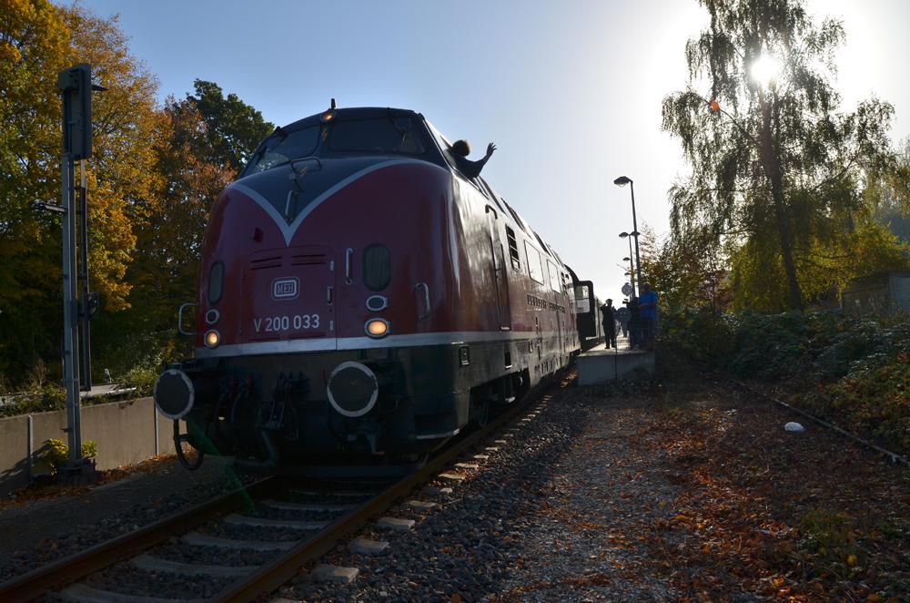 Nostalgiebahn - Westfalendampf 1