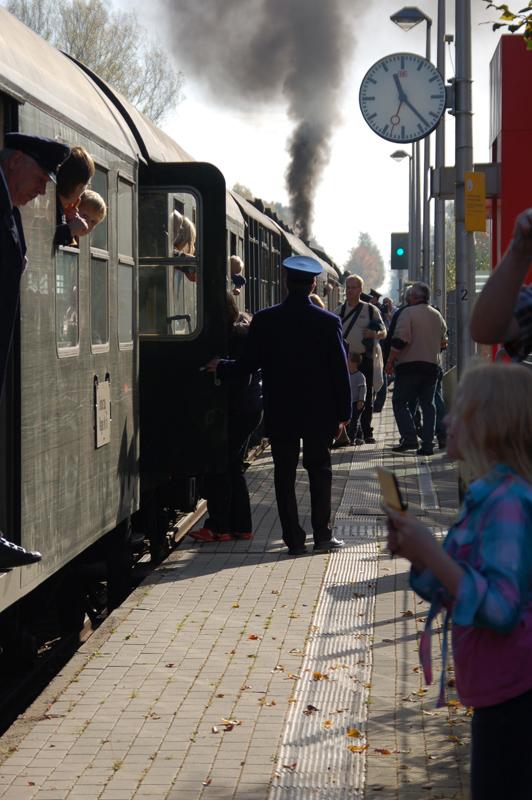 Nostalgiebahn - Westfalendampf 4