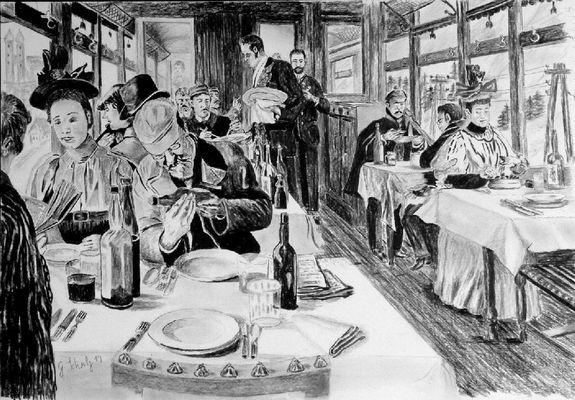 Nostalgiereise 1900