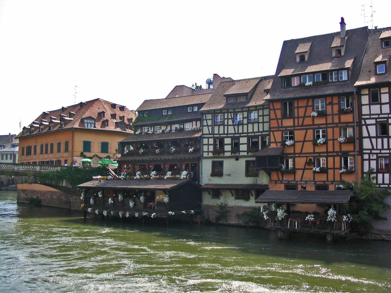 Nostalgische Zeitreise: Strasbourg